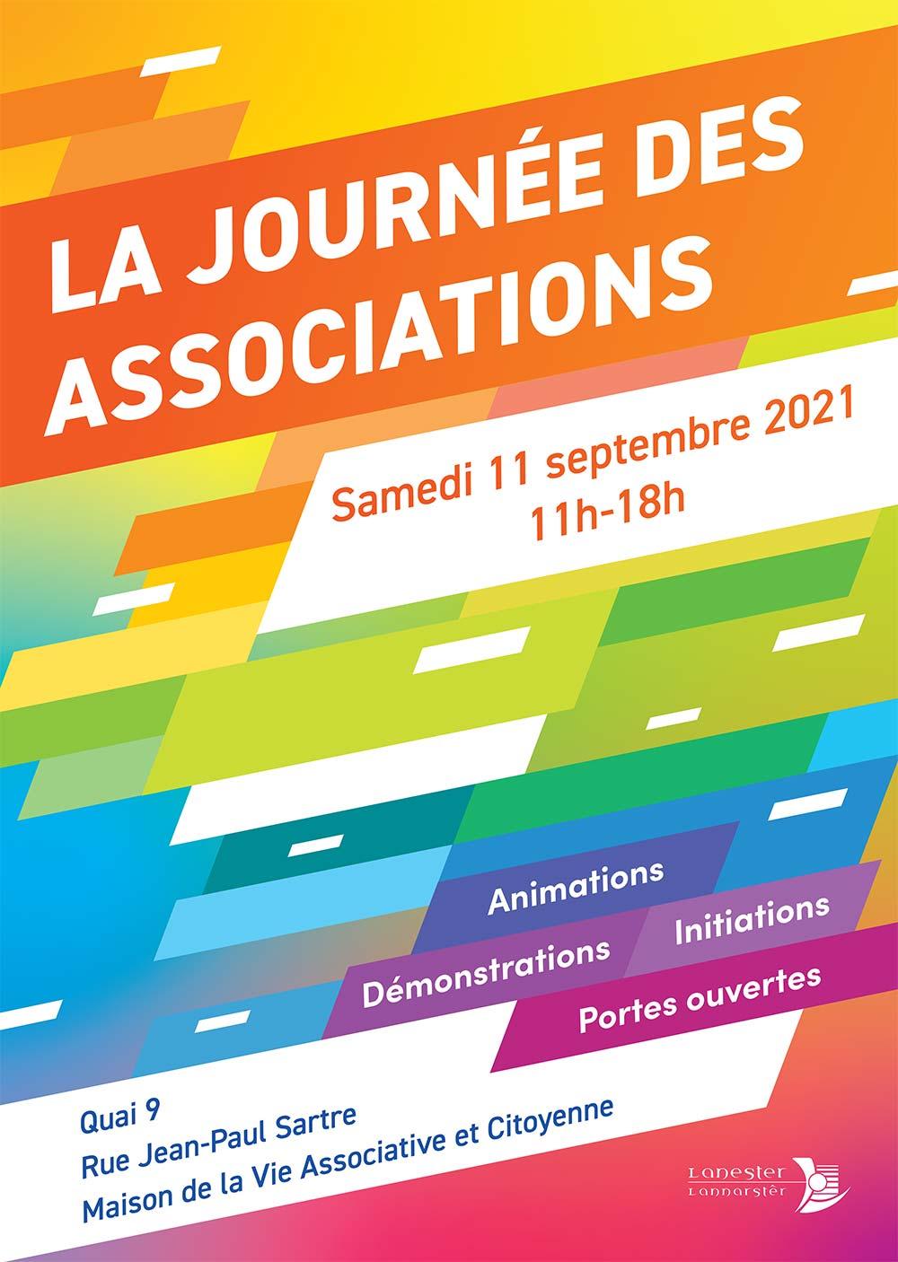 journée des associations 2021